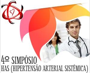 4º Simpósio – HAS (Hipertensão Arterial Sistêmica)